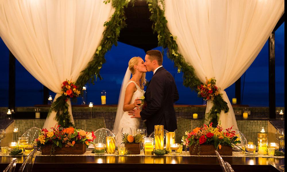 Villa Perfecta wedding