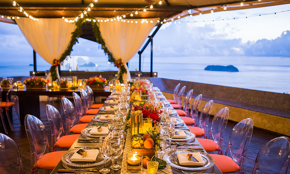 Villa Perfecta dining
