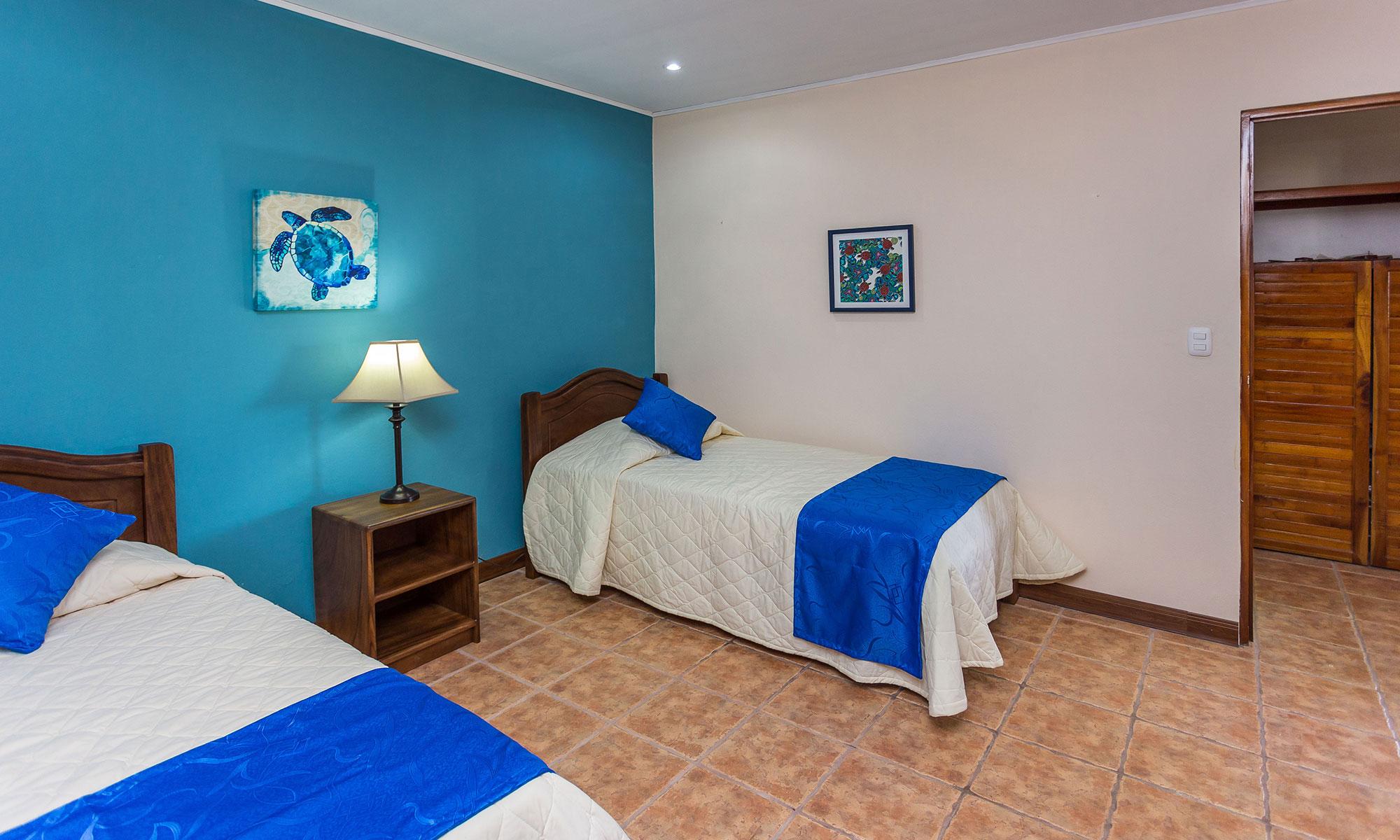 Villa Natura double beds