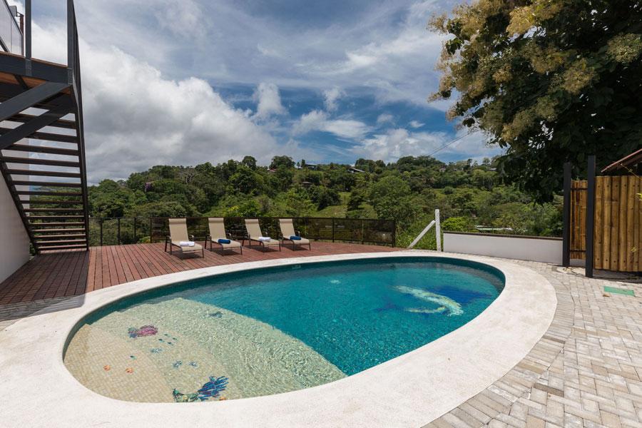 Casa WyRica pool