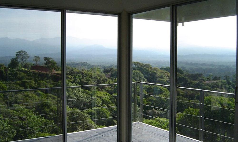 Casa de los Suspiros view