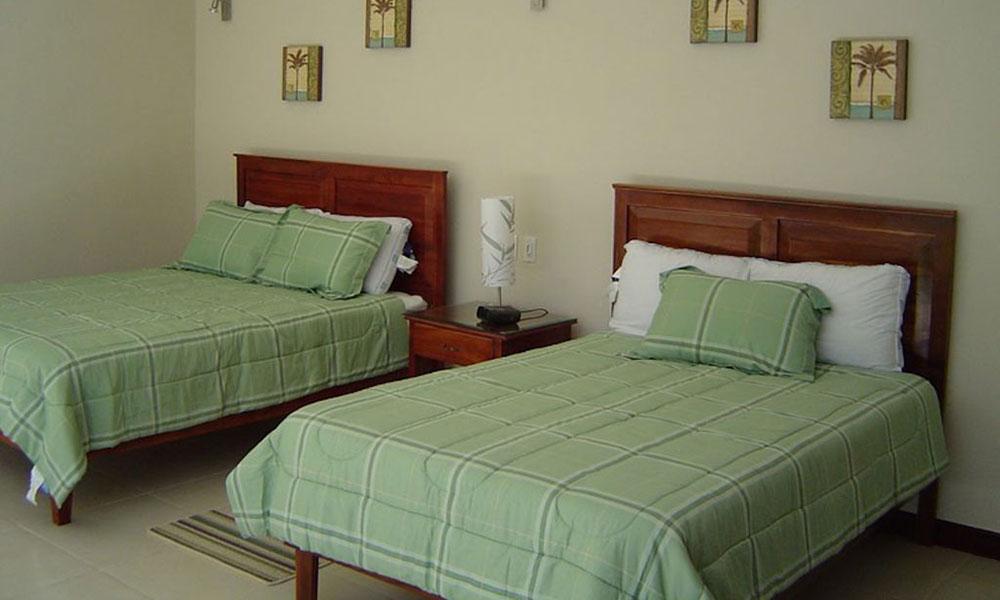 Casa de los Suspiros bedroom