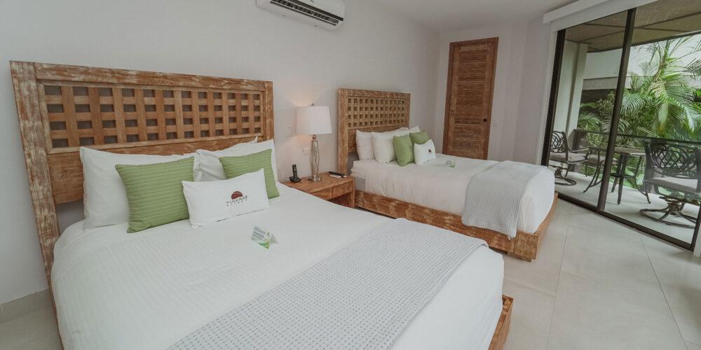 Casa Heliconia bedroom