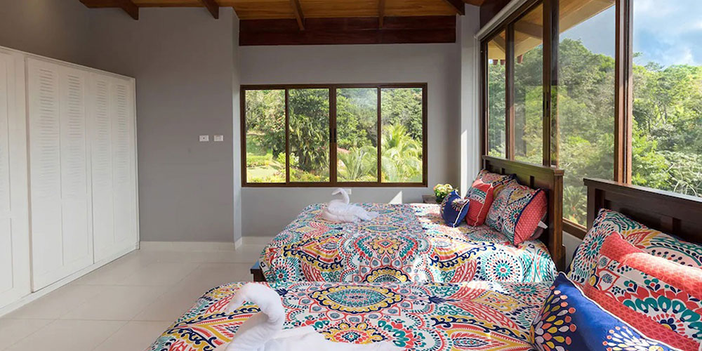 Casa Mariposa bedroom